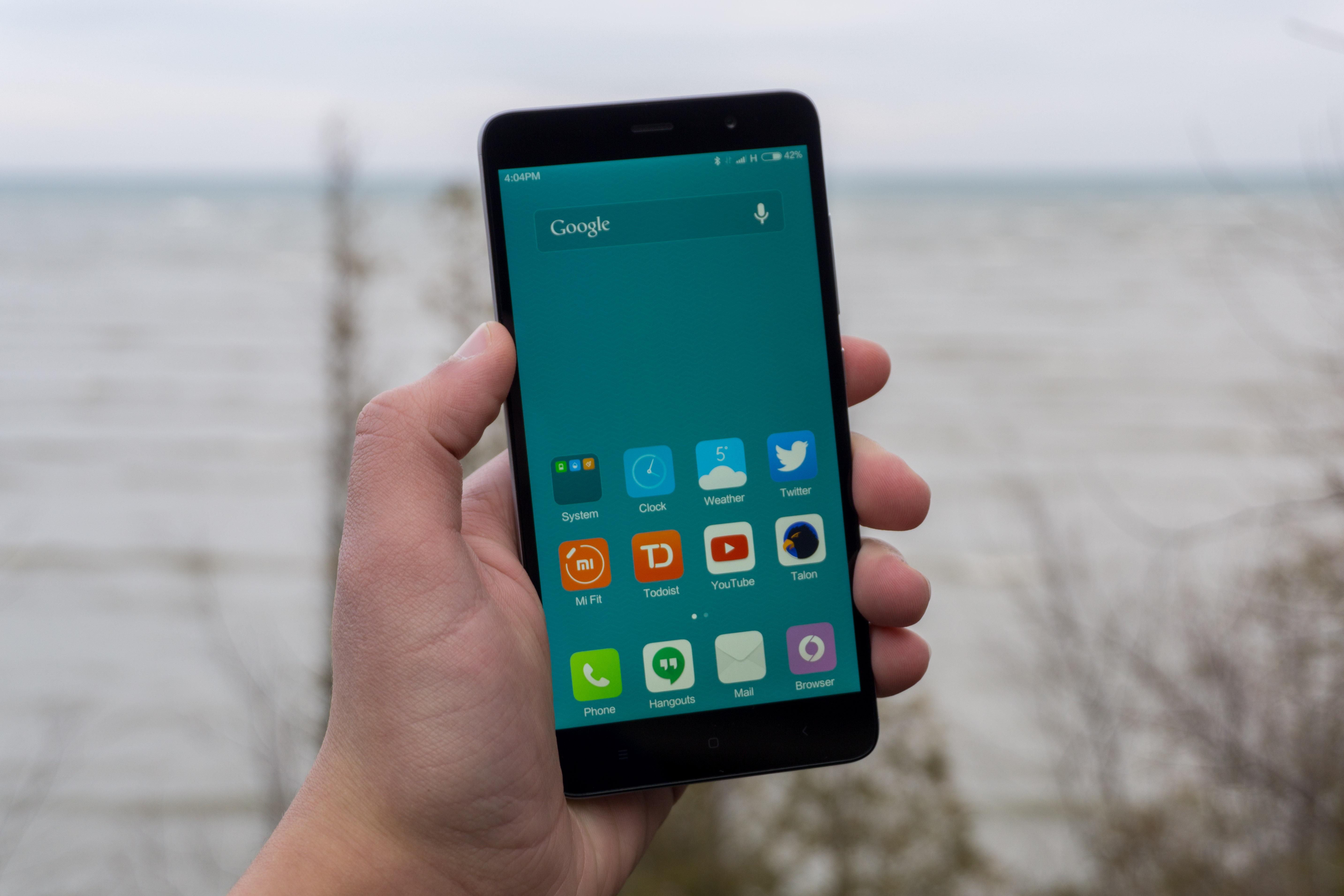 Xiaomi Redmi Note 3-4