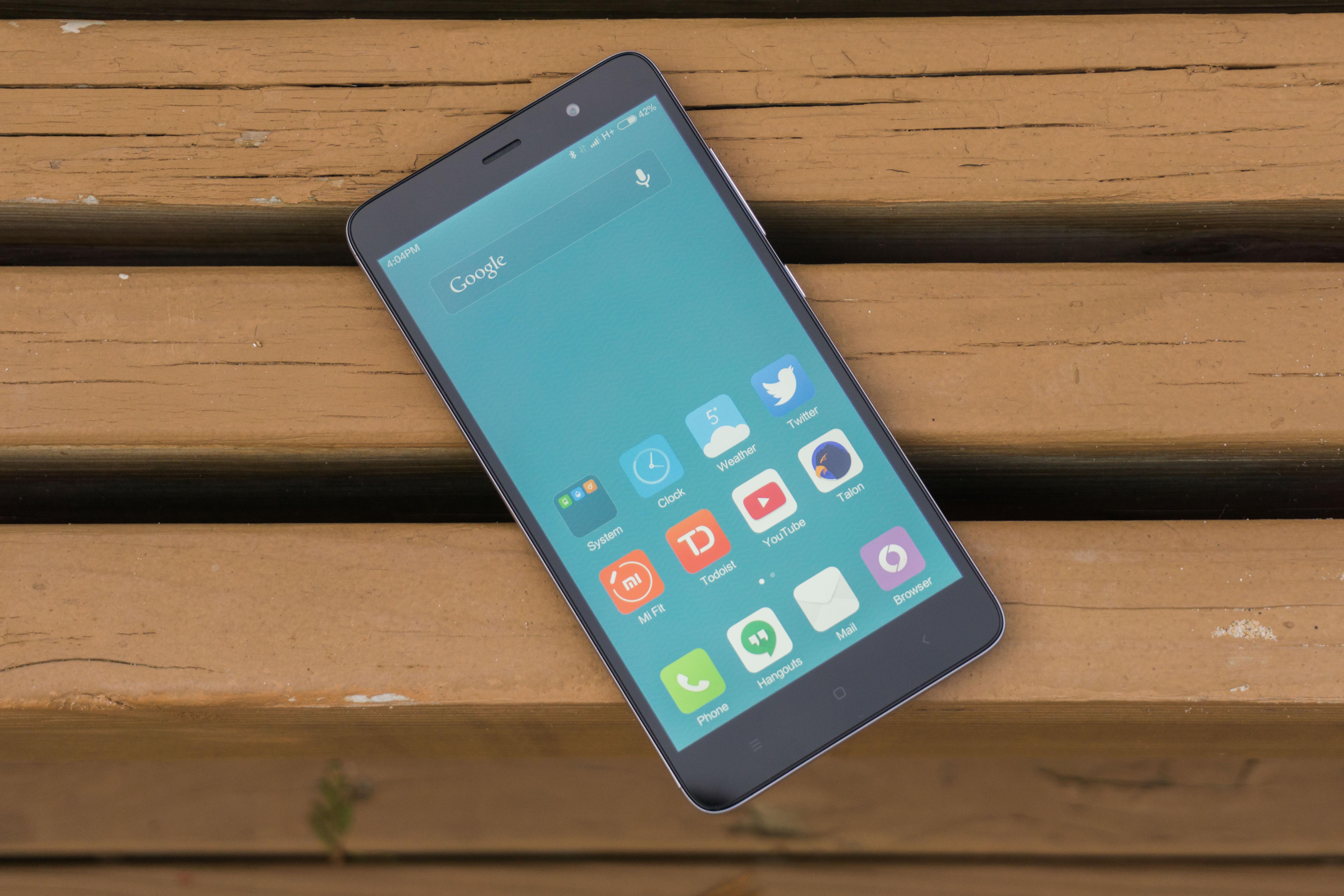 Xiaomi Redmi Note 3-5
