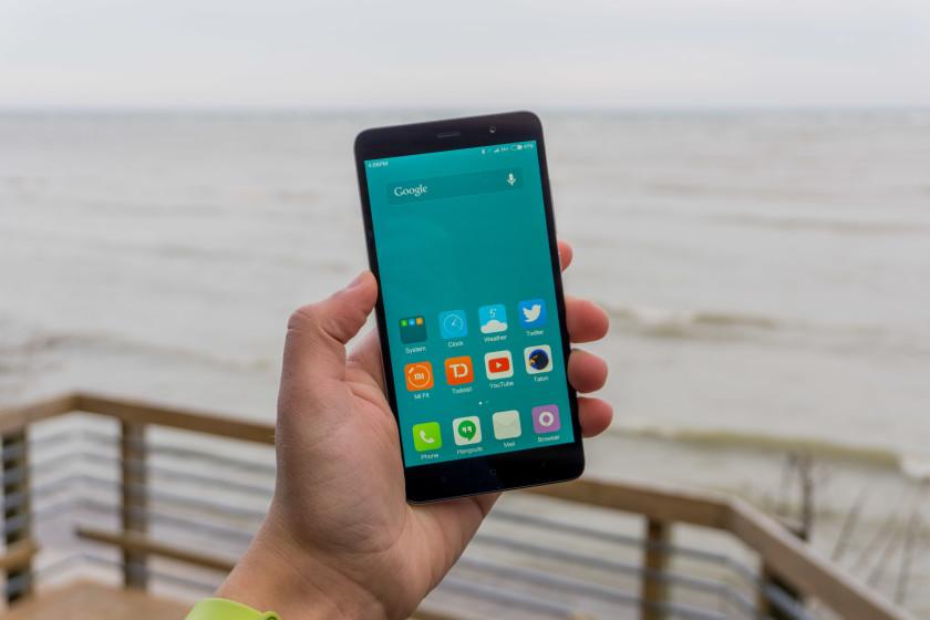 Xiaomi Redmi Note 3-6