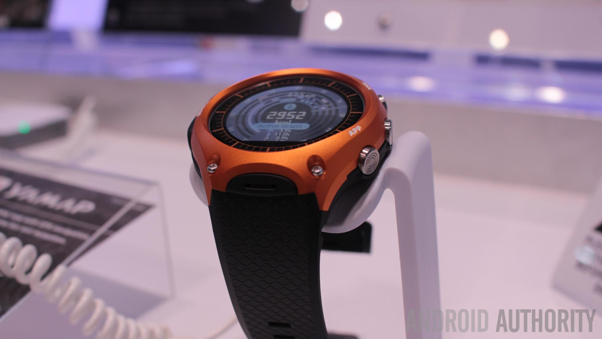 Casio WSDF10 Watch 2