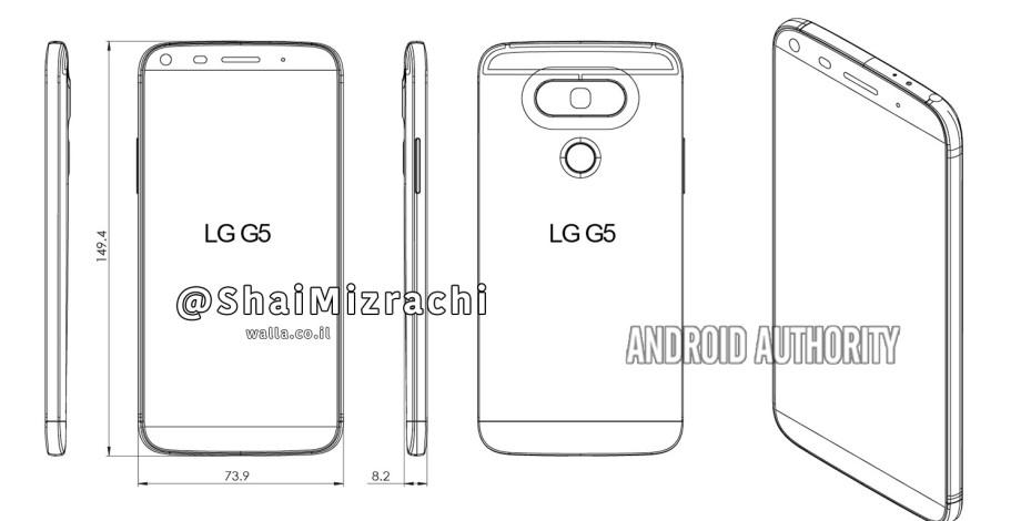 lg g5 will be radically redesigned