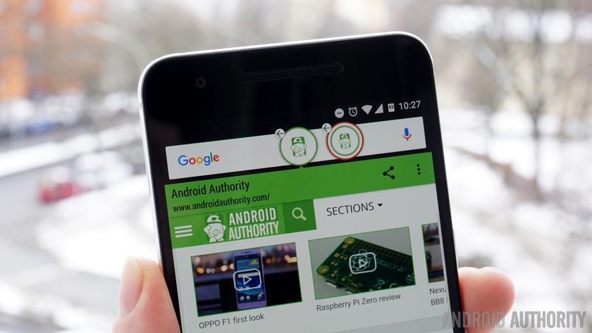 Link Bubble Nexus 6P Android Authority