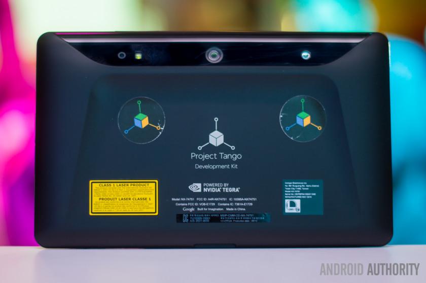 First Project Tango phone: Lenovo PHAB2 Pro, 6 4-inch QHD screen