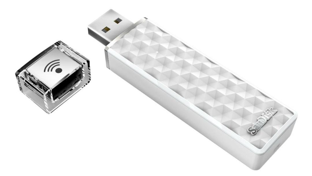 Sandisk Connect 200 GB USB stick thumb drive