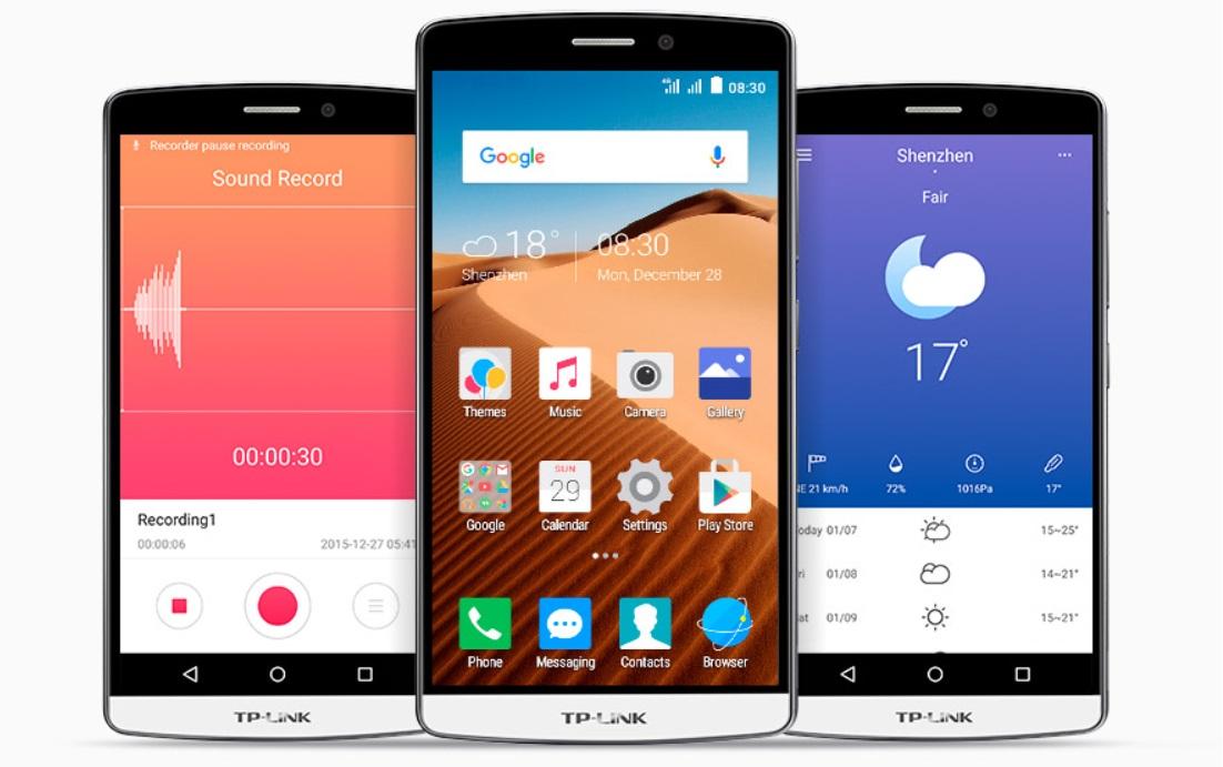 TP-Link Neffos C5 handsets