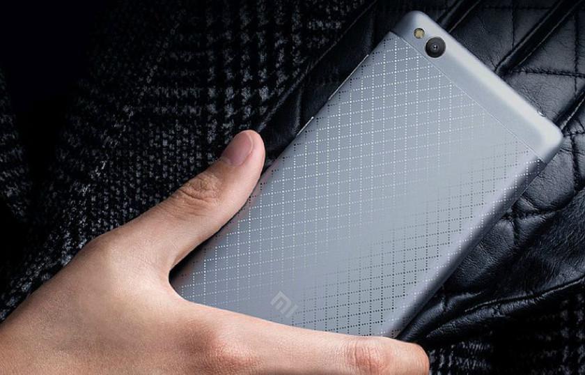Xiaomi Redmi 3 teaser