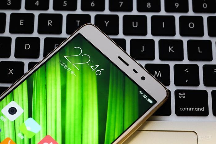 Xiaomi Redmi Note 3 Pro front