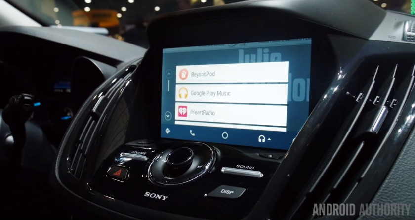 ford android auto ces 2016 (4)