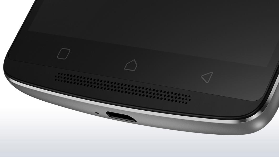 lenovo k4 note front speaker detail