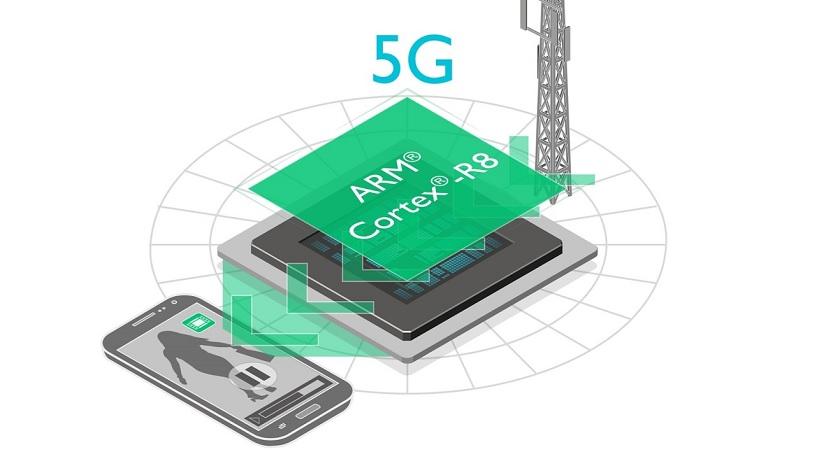 ARM Cortex R8 5G