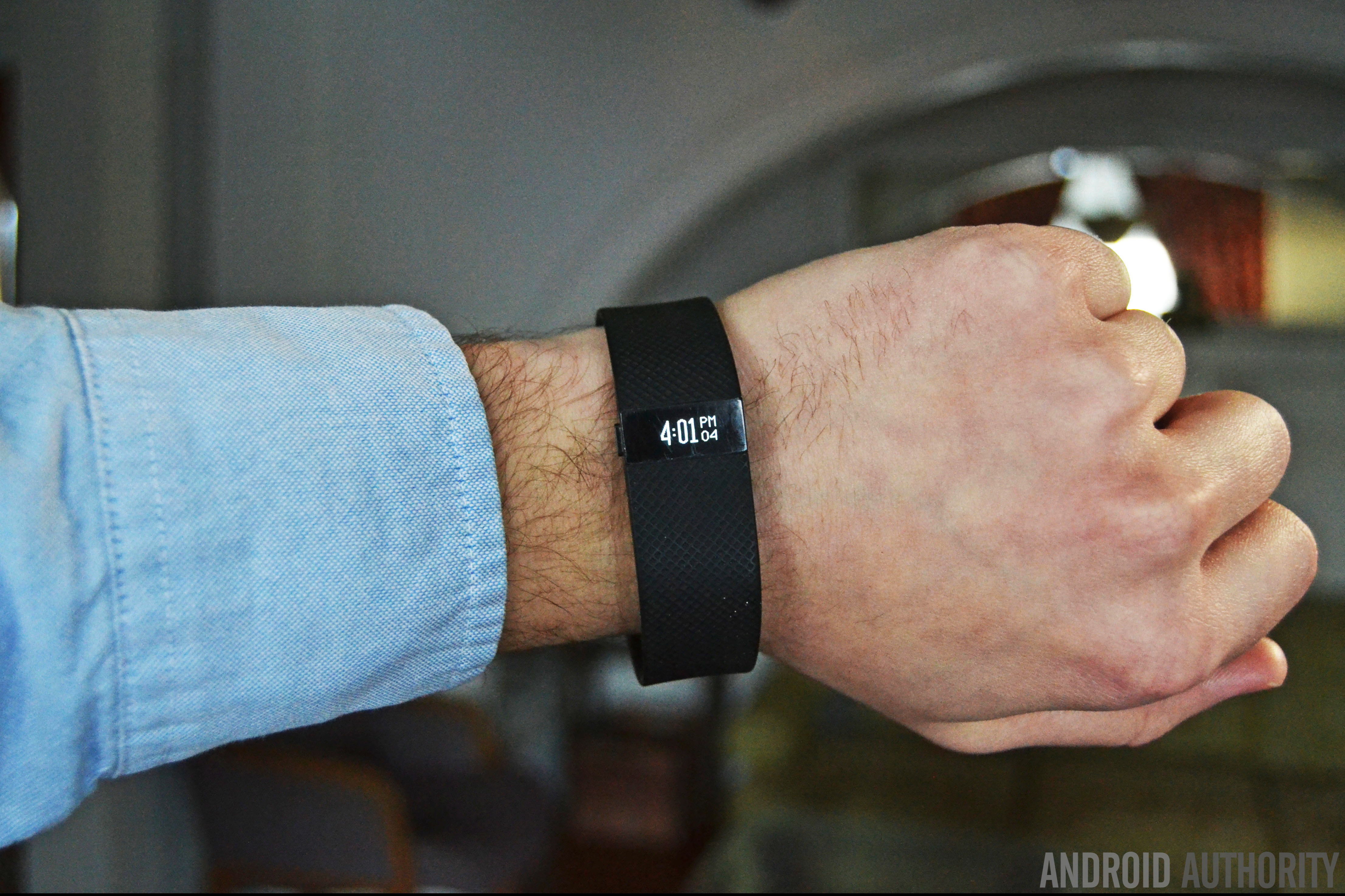Fitbit Charge HR review AA 9
