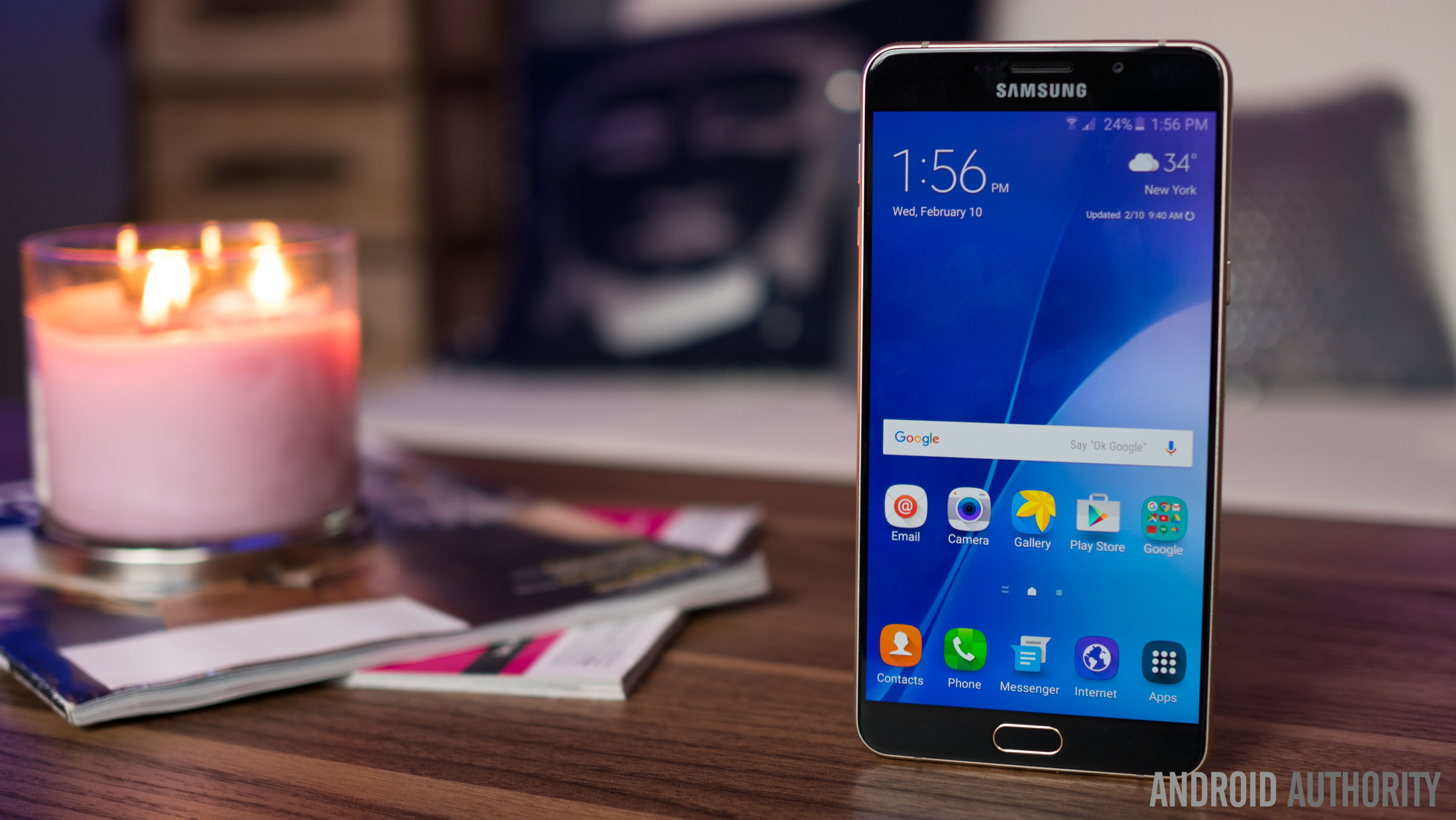 samsung galaxy a9 upgraded to android 6 0 1 marshmallow. Black Bedroom Furniture Sets. Home Design Ideas