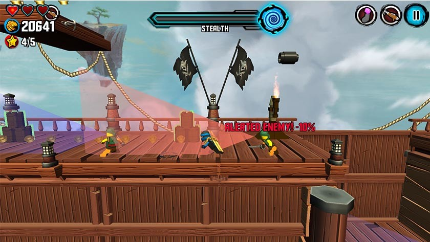 lego ninjago skybound Android Apps Weekly