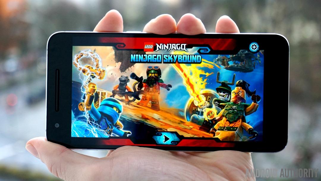 LEGO Ninjago Skybound teaser