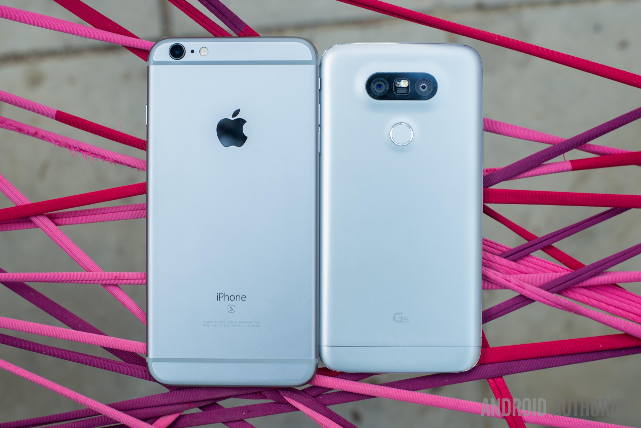 Samsung galaxy s7 vs lg g5 vs apple iphone 6s vs samsung galaxy s6 - Samsung Galaxy S7 Vs Lg G5 Vs Apple Iphone 6s Vs Samsung Galaxy S6 13