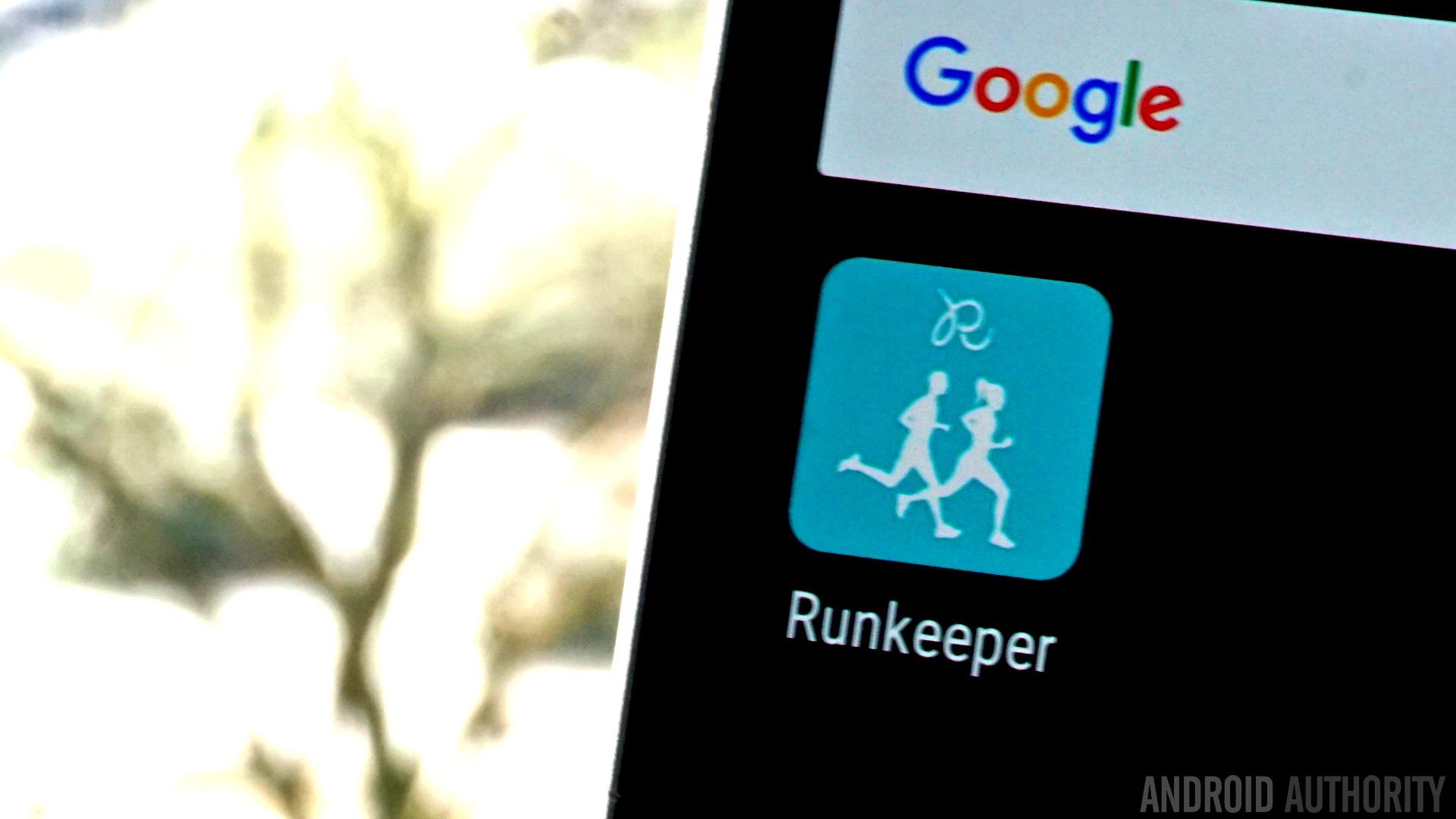 Runkeeper teaser