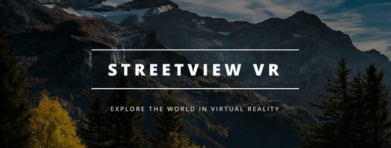 StreetView VR