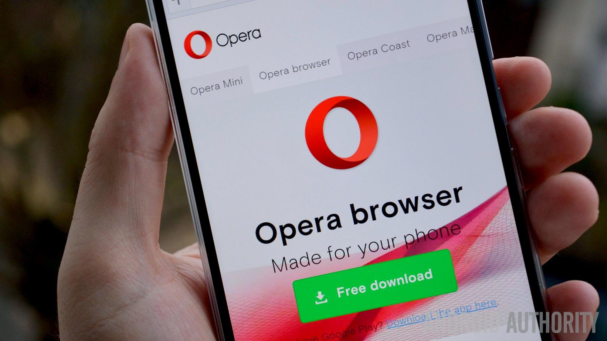opera browser 2