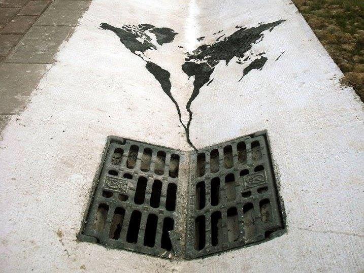world drain