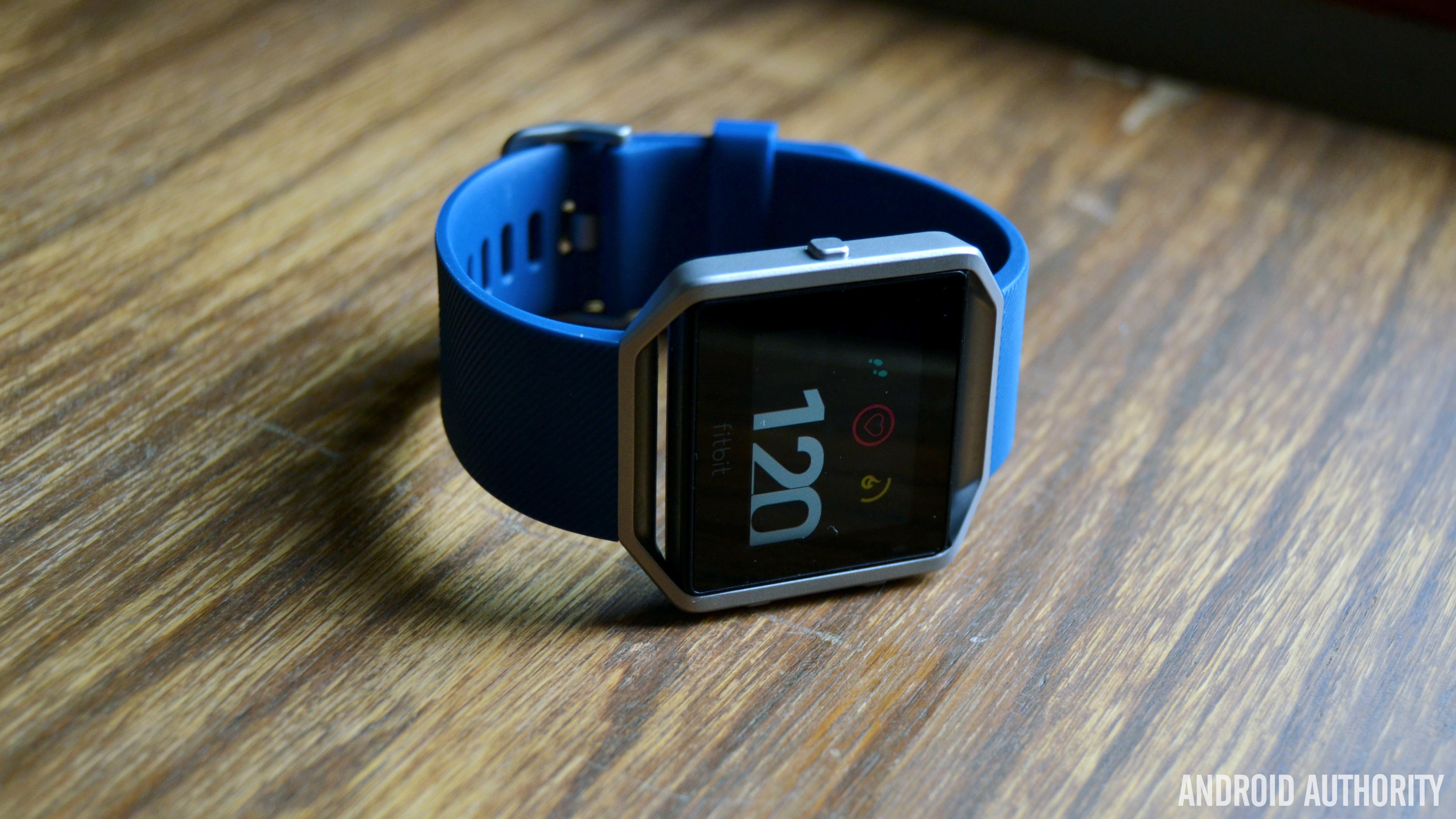 Fitbit Blaze review AA 13