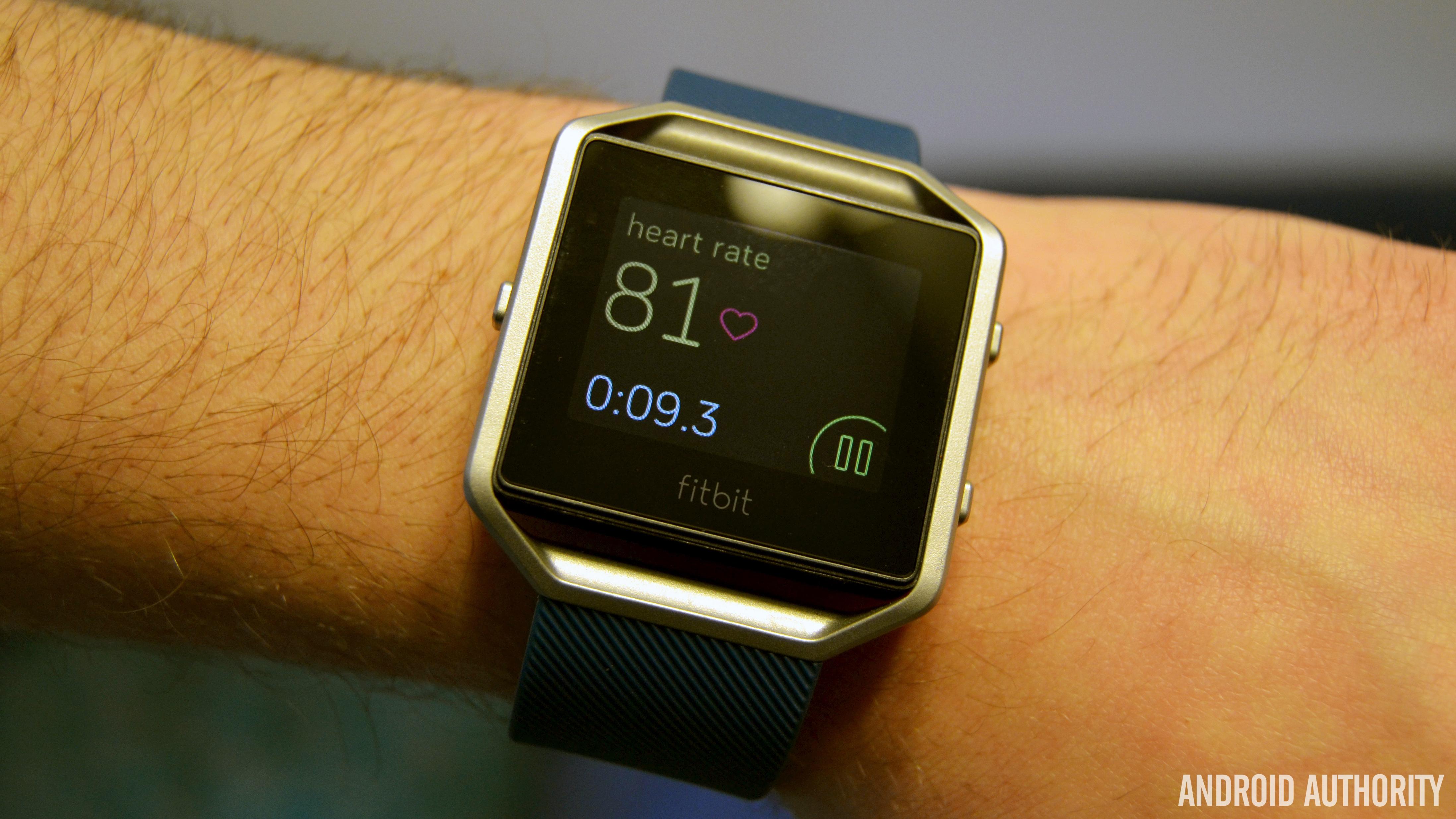 Fitbit Blaze review AA 19