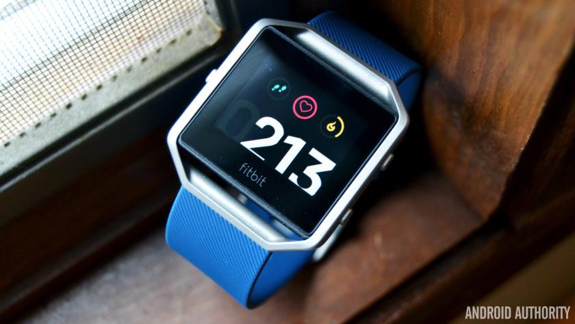 Fitbit Blaze review AA 24