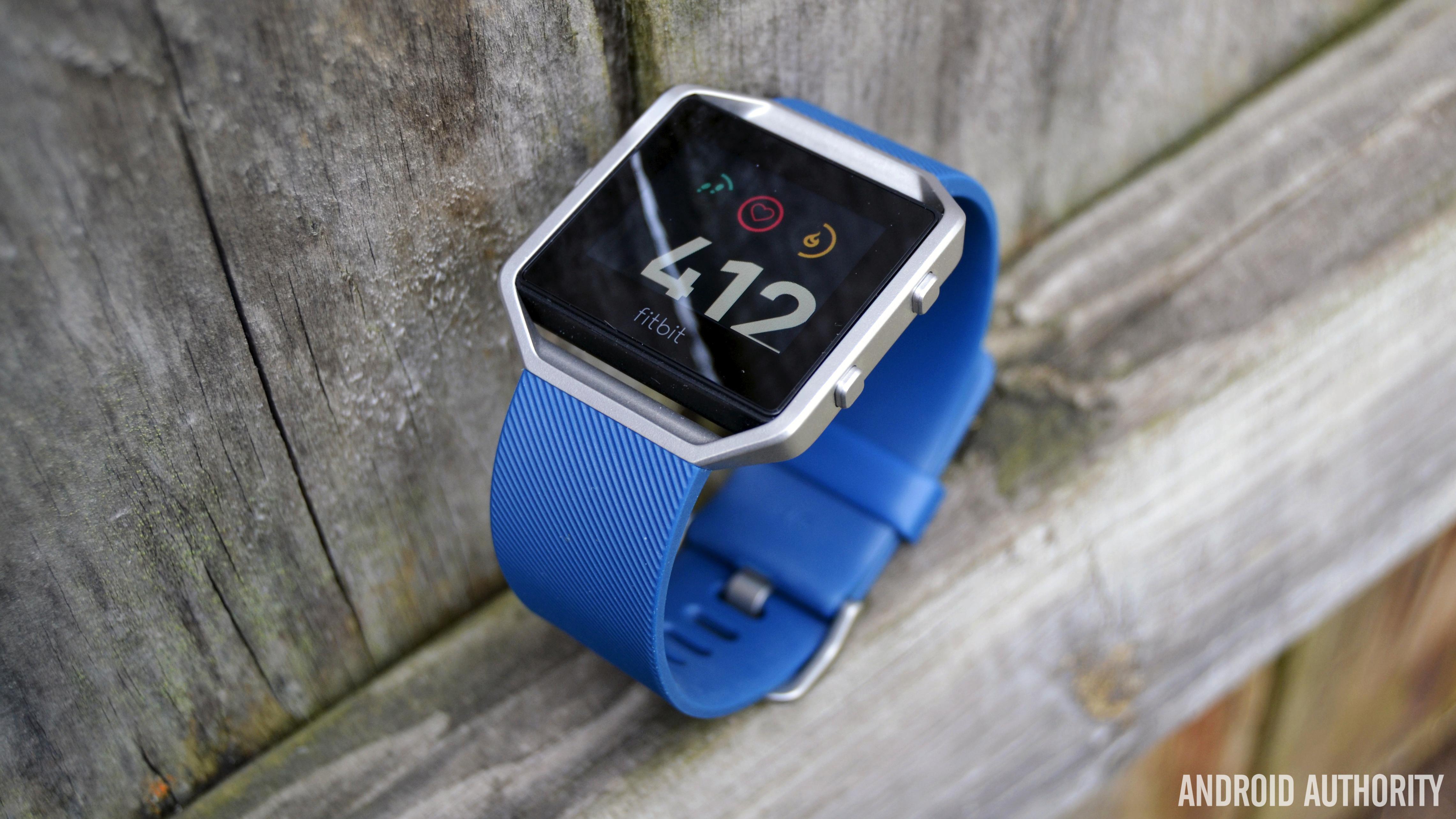 Fitbit Blaze review AA 9