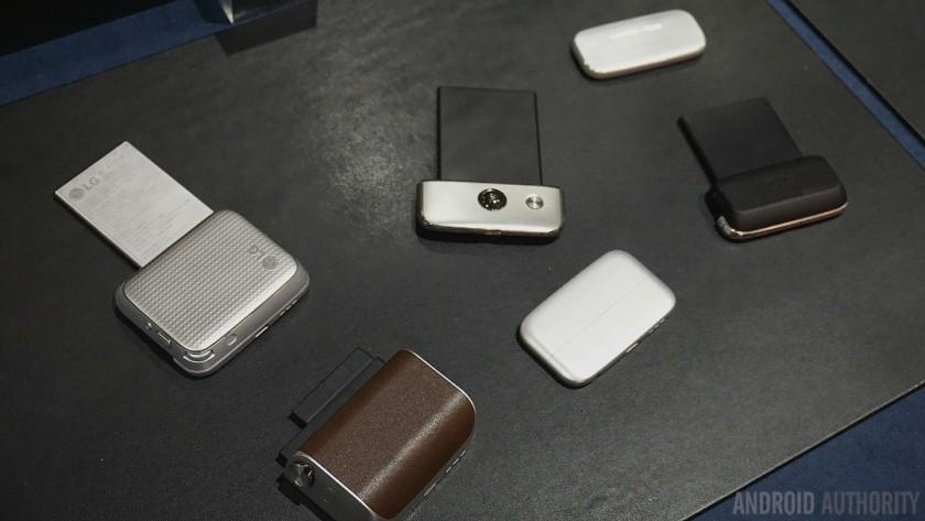 LG Friends prototypes