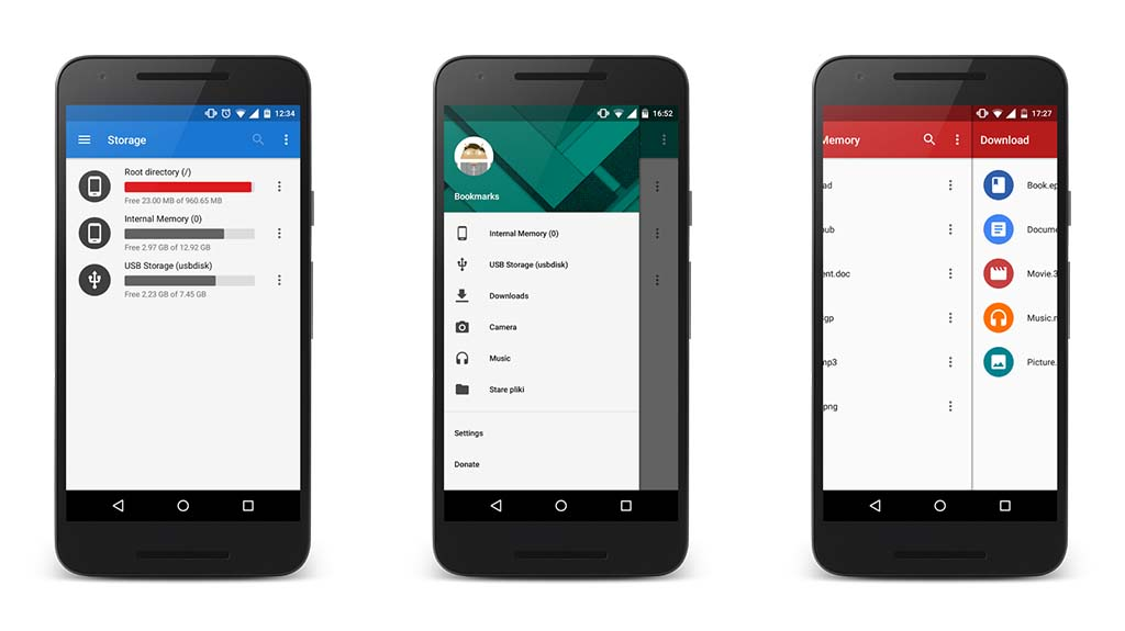 MK Explorer best file manager apps for android