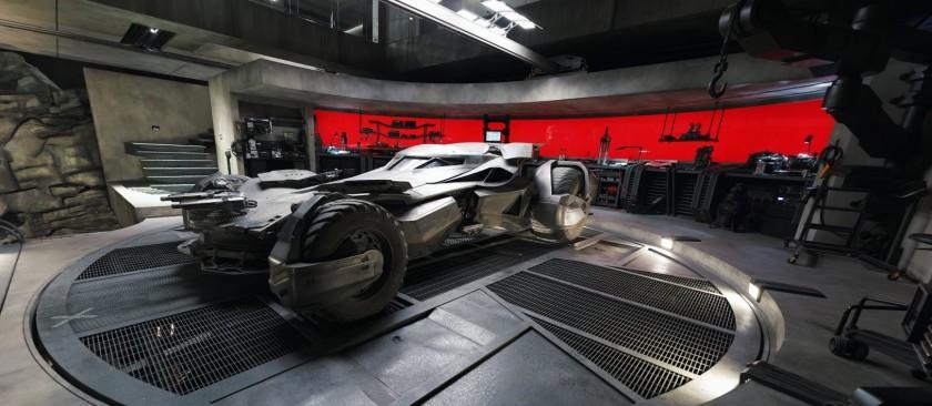 batmobile batcave