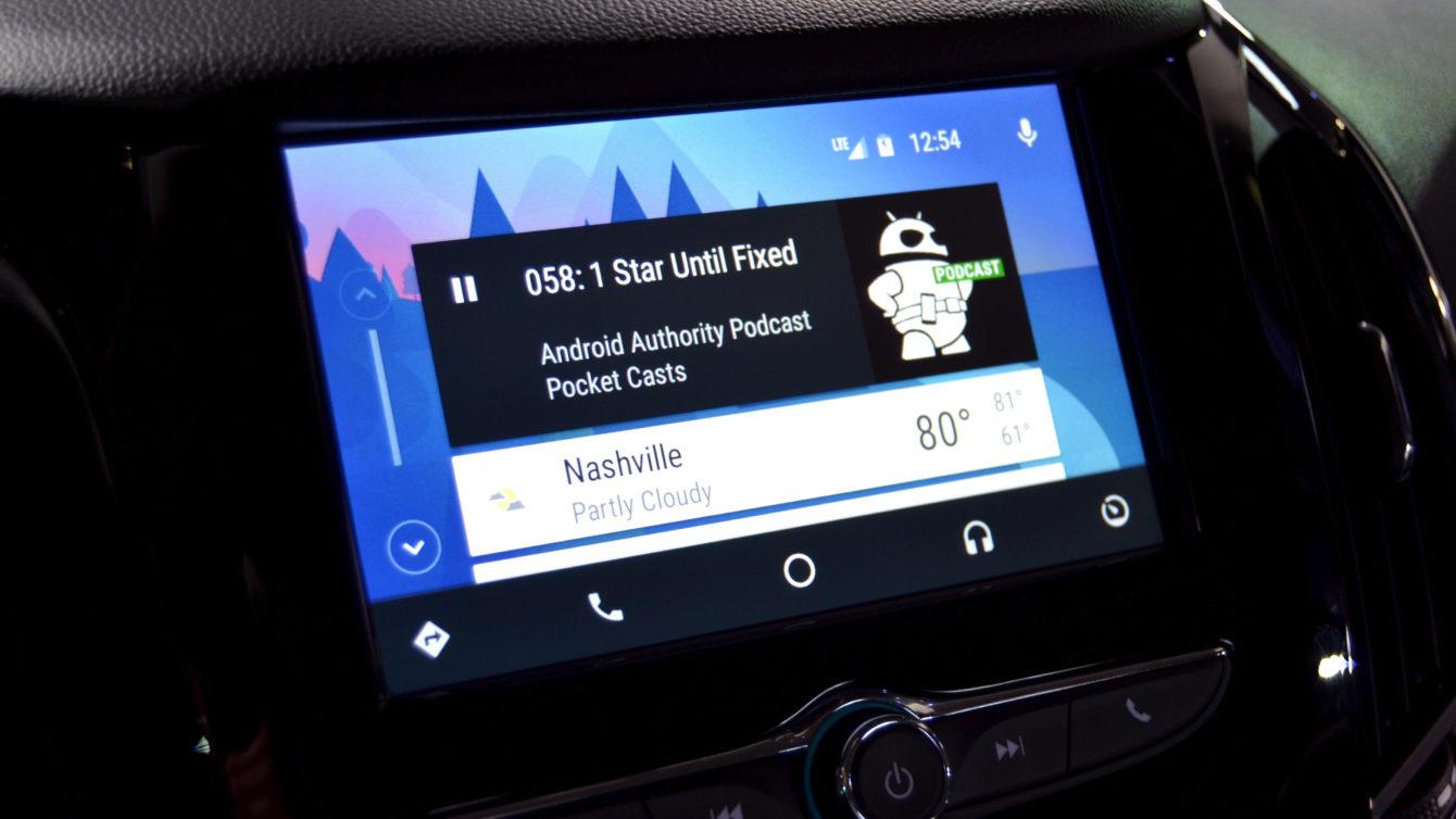 2016 Chevrolet Cruze Android Auto 13