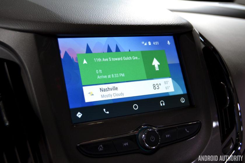 2016 Chevrolet Cruze Android Auto 15