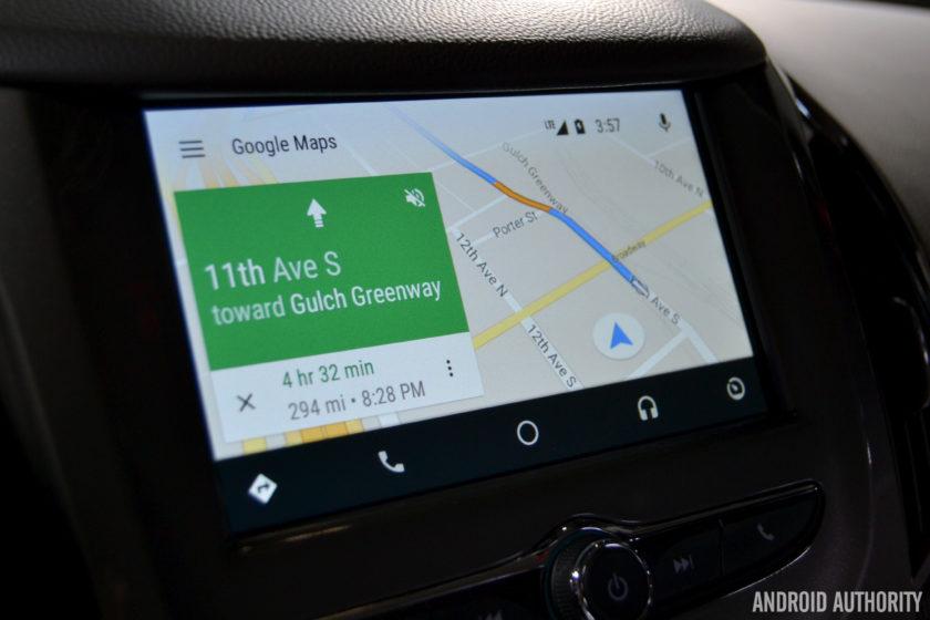 2016 Chevrolet Cruze Android Auto 8