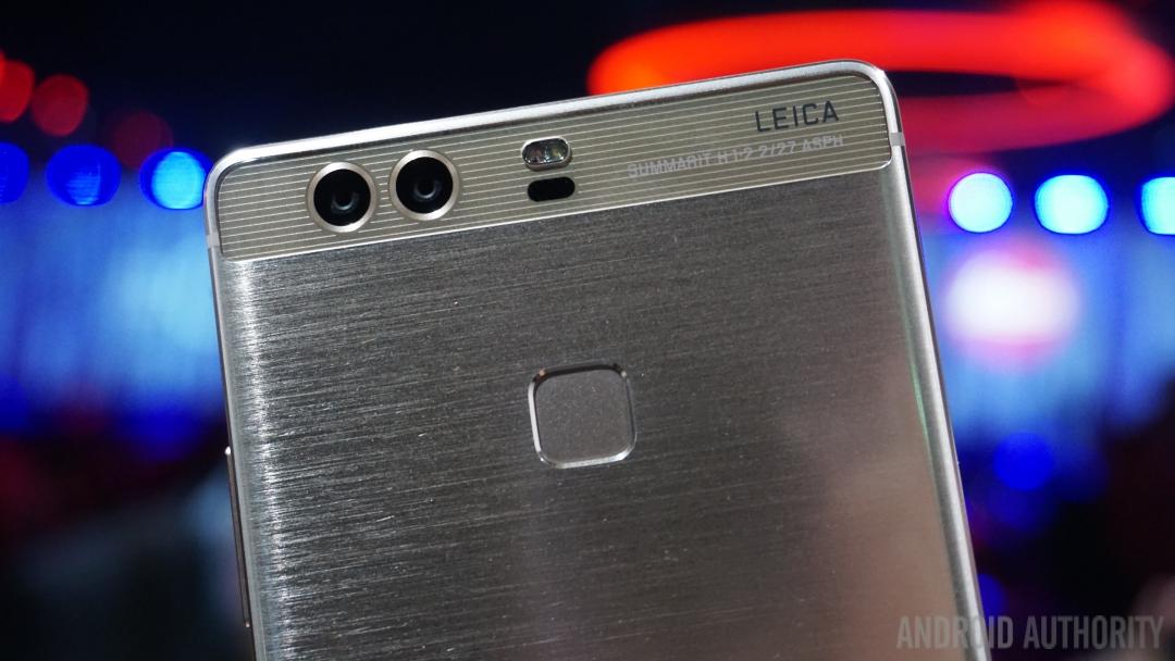 Huawei P9 Plus camera