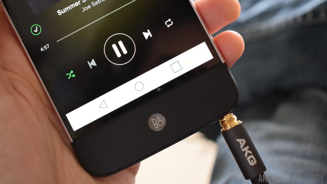 LG G5 B&O DAC