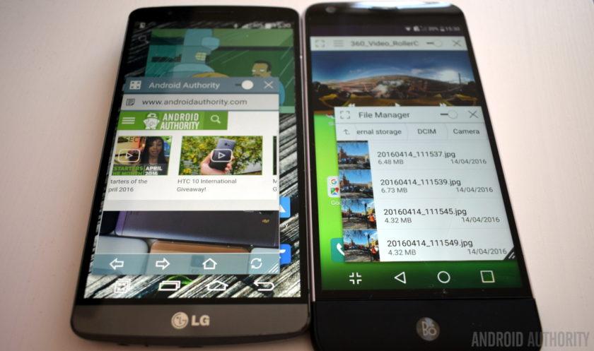 LG Qslide