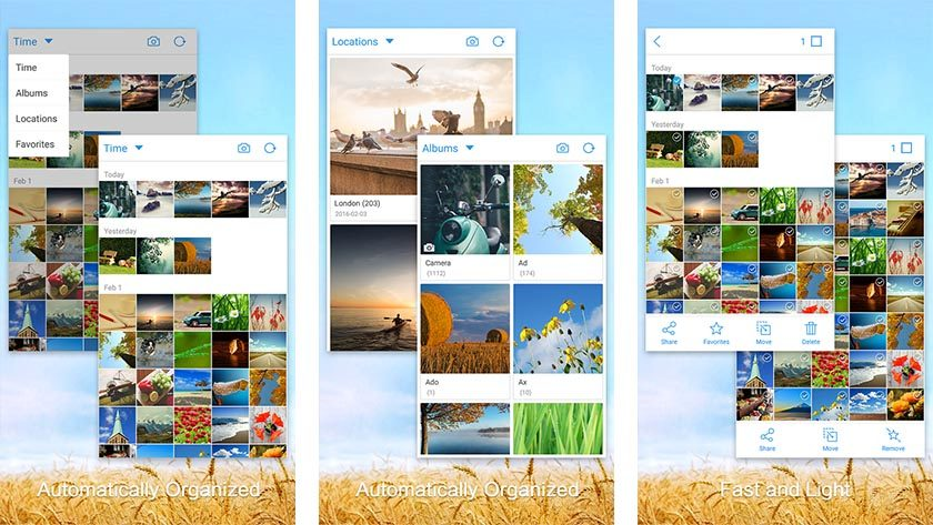 Theta Android News: 10 best gallery apps for Android