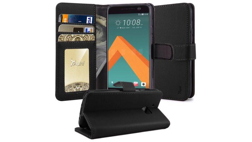 htc 10 cases - tauri wallet case