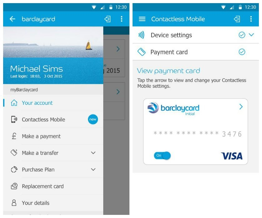 barclays mobile banking android