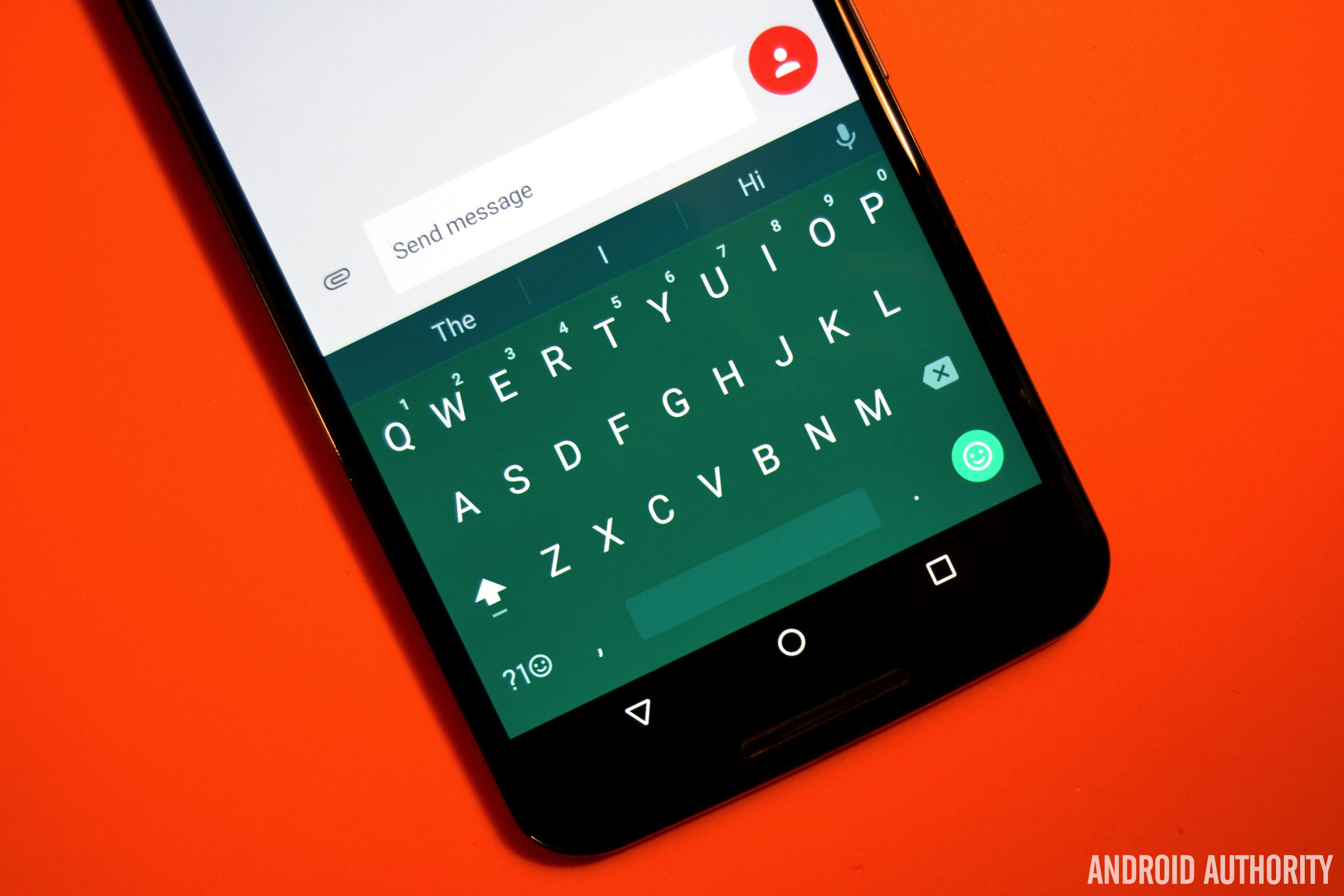 Google Keyboard themes version 5.1 1