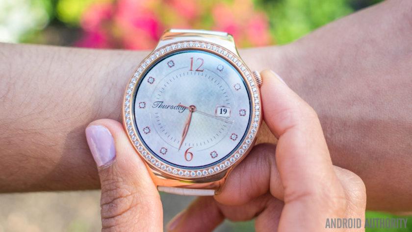Huawei Watch Jewel Review 7of12