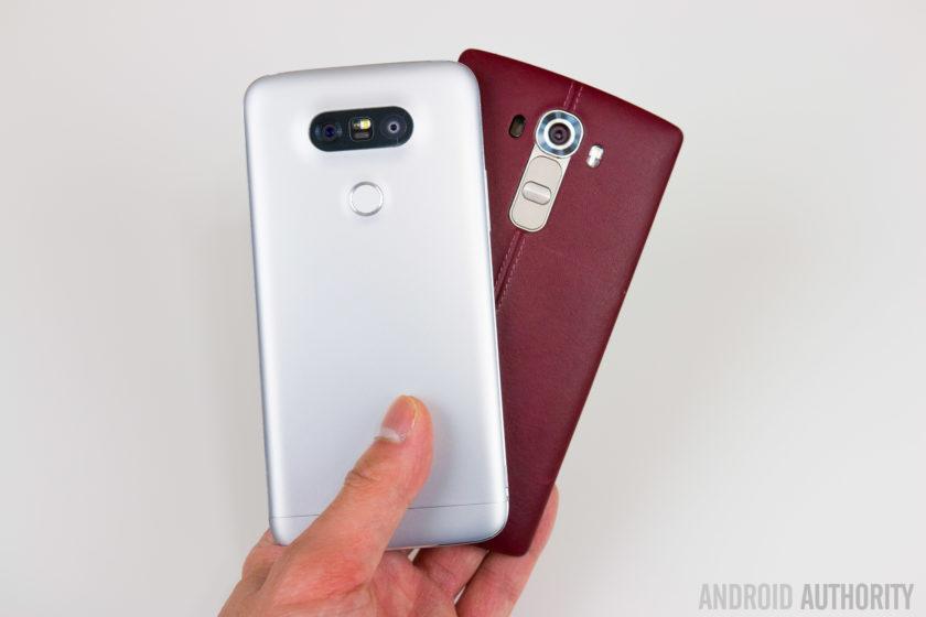 LG G5 VS LG G4-13