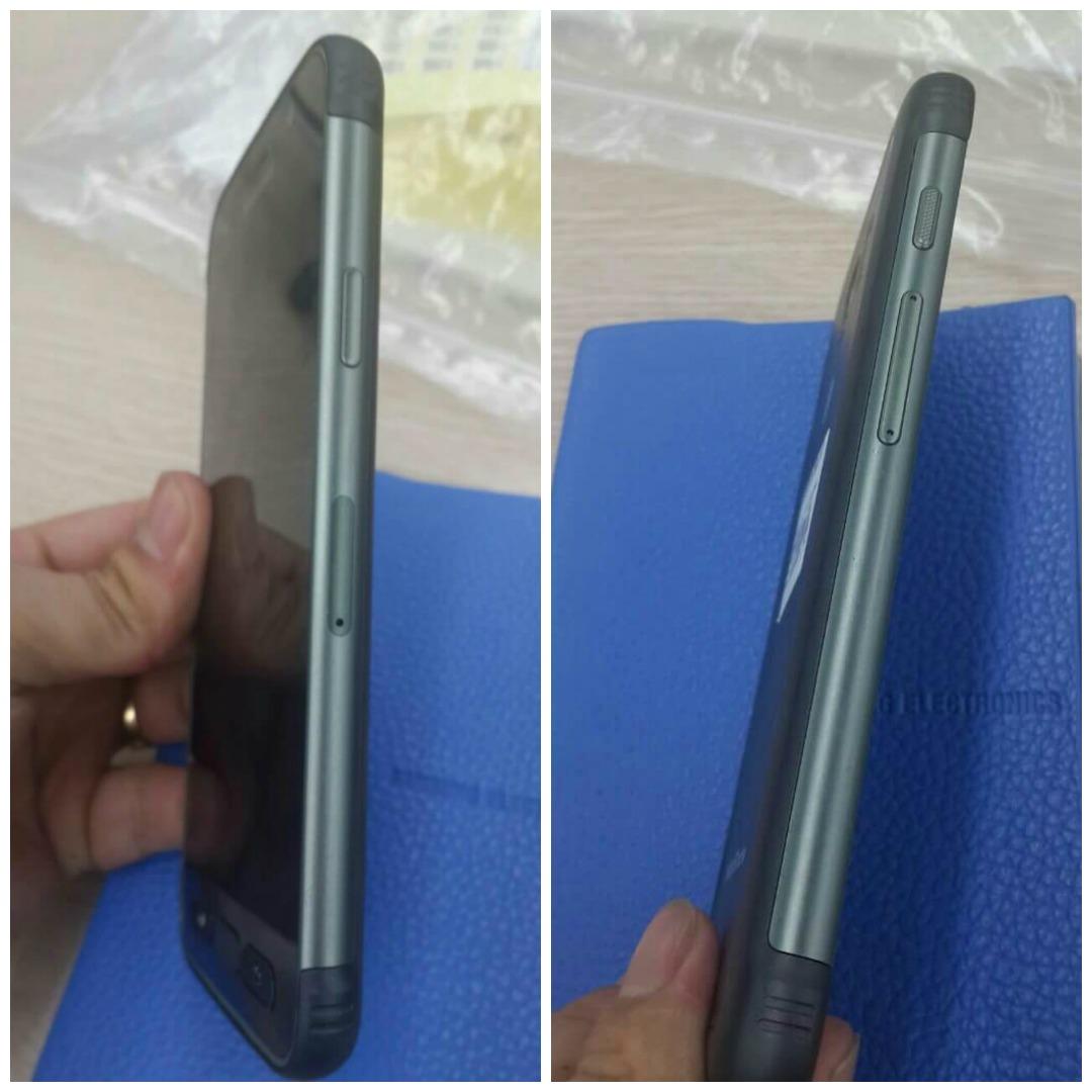 Samsung Galaxy S7 Active AT&T sides