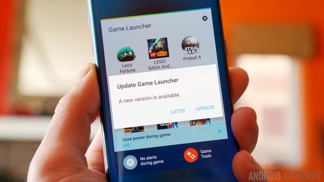 Samsung Game Tools