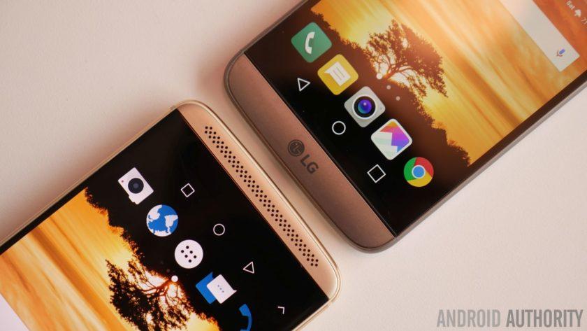 ZTE Axon 7 vs LG G5 132