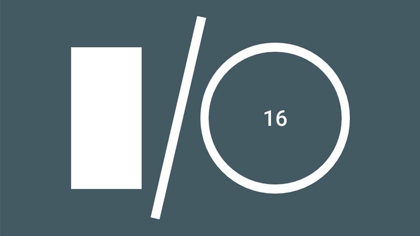 Google I/O 2016 logo Android Apps Weekly