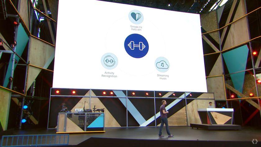 david singleton android wear 2.0 fitnes-Google IO 2016