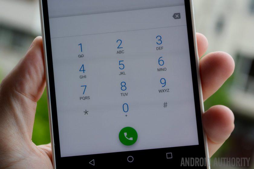 google dialer nexus 6p