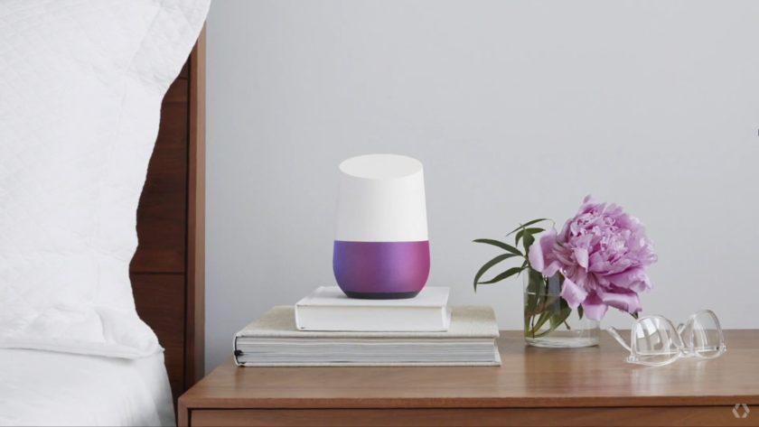 google home 3-Google IO 2016
