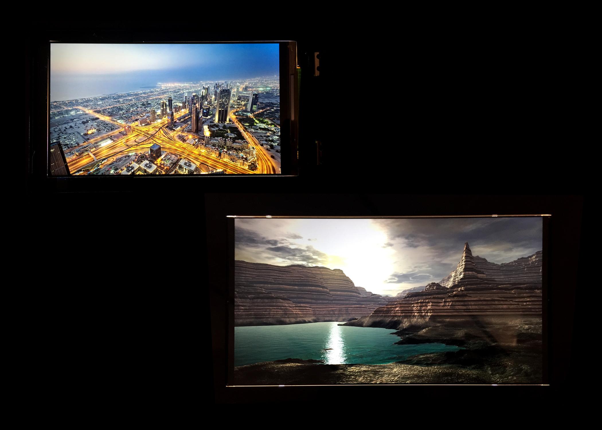 tianma 4k screen